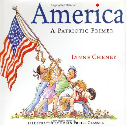 America A Patriotic Primer  2002 edition cover