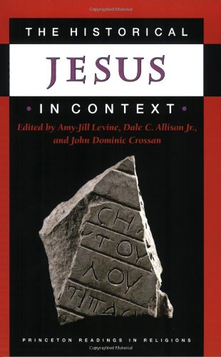Historical Jesus in Context   2006 edition cover