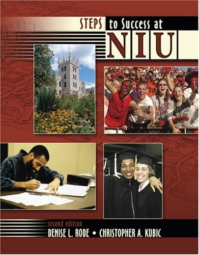 Steps to Success at Niu 2nd 2004 (Revised) 9780757512926 Front Cover