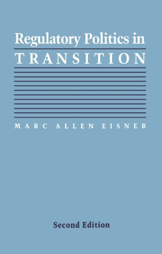 Regulatory Politics in Transition  2nd 2000 edition cover
