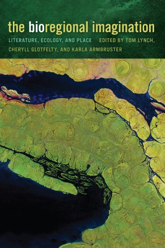 Bioregional Imagination Literature, Ecology, and Place  2012 edition cover
