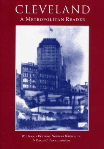Cleveland A Metropolitan Reader  1995 edition cover