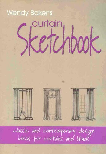 Curtain Sketchbook   1999 9780953293926 Front Cover