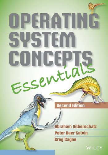 Operating System Concepts Essentials  2nd 2014 edition cover