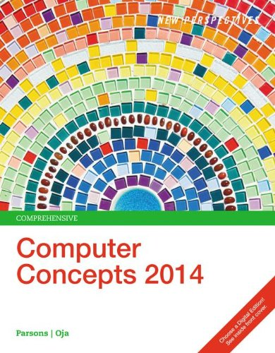 New Perspectives on Computer Concepts 2014: Comprehensive 16th 2013 9781285096926 Front Cover