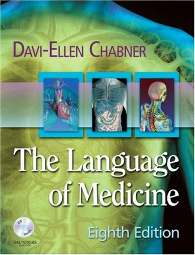 Language of Medicine  8th 2007 (Revised) edition cover