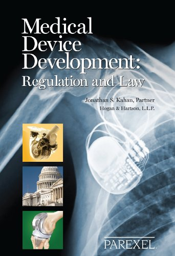 Medical Device Development Regulation and Law 2nd 2009 edition cover