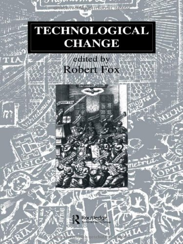 Technological Change Methods and Themes in the History of Technology  2004 9783718657926 Front Cover