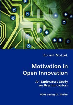 Motivation in Open Innovation N/A 9783836409926 Front Cover