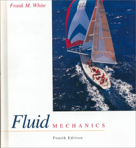 Fluid Mechanics  4th 1999 9780072281927 Front Cover