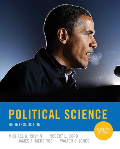 Political Science An Introduction 11th 2010 edition cover