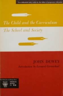Child and the Curriculum and the School and Society 2nd 9780226143927 Front Cover
