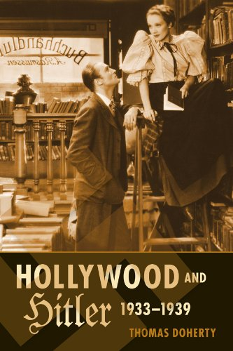 Hollywood and Hitler, 1933-1939   2013 9780231163927 Front Cover