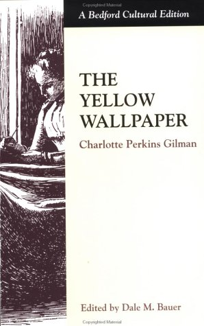 Yellow Wallpaper   1998 edition cover