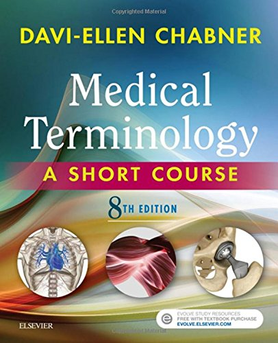 Cover art for Medical Terminology: A Short Course, 8th Edition