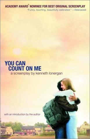 You Can Count on Me A Screenplay  2001 edition cover