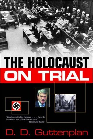Holocaust on Trial  N/A edition cover