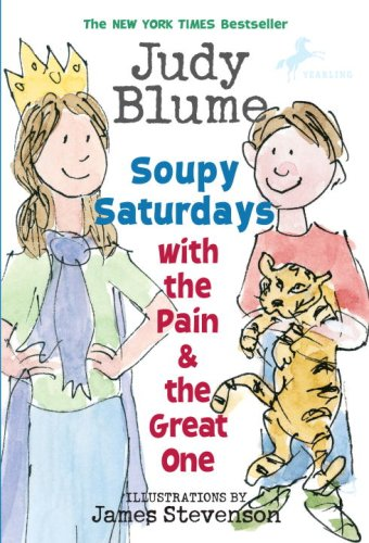 Soupy Saturdays with the Pain and the Great One  N/A edition cover