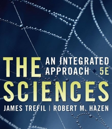 Sciences An Integrated Approach 5th 2007 (Revised) edition cover
