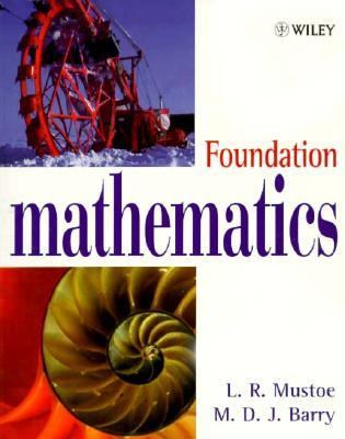 Foundation Mathematics   1998 9780471970927 Front Cover