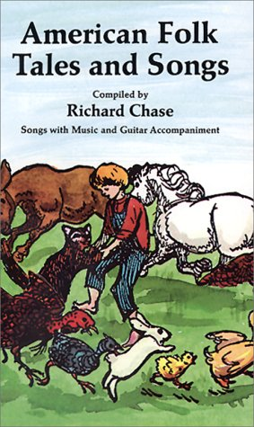 American Folk Tales and Songs   1971 edition cover