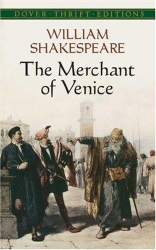 Merchant of Venice   1995 (Unabridged) edition cover