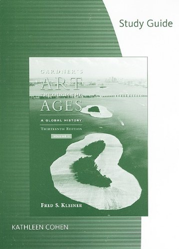 Gardner's Art Through the Ages A Global History 13th 2009 edition cover
