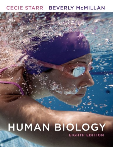 Human Biology: Student Interactive Workbook 8th 2009 9780495561927 Front Cover