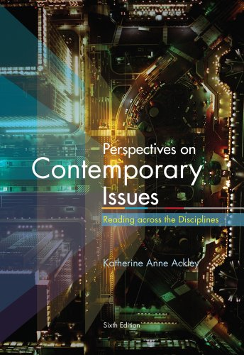 Perspectives on Contemporary Issues  6th 2012 edition cover