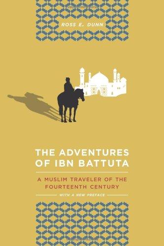 Adventures of Ibn Battuta A Muslim Traveler of the Fourteenth Century 3rd 2011 edition cover