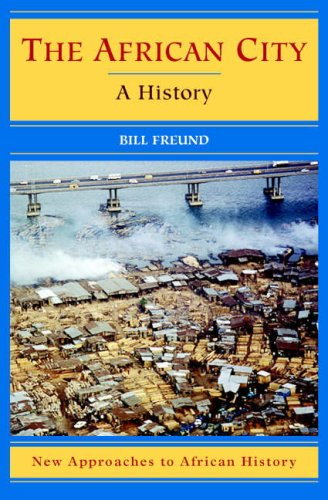 African City A History  2007 9780521527927 Front Cover