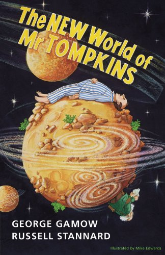 New World of Mr. Tompkins  3rd 2001 (Revised) edition cover