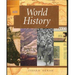 Atlas of World Geography  2007 edition cover