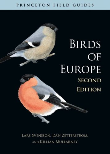 Birds of Europe  2nd 2010 (Revised) edition cover