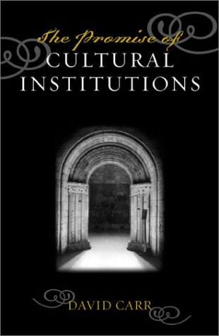 Promise of Cultural Institutions   2003 edition cover