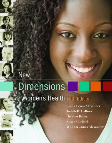 New Dimensions in Women's Health  5th 2010 (Revised) edition cover