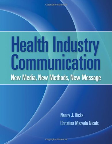 Health Industry Communication   2012 edition cover
