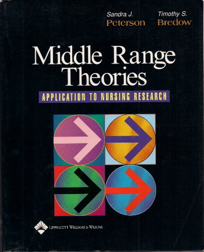 Middle-Range Theories Application to Nursing Research  2004 9780781741927 Front Cover