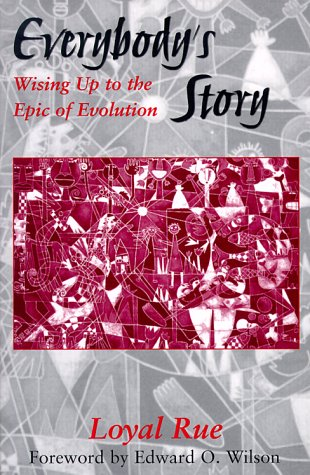 Everybody's Story Wising up to the Epic of Evolution  2000 edition cover