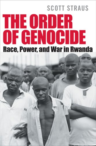 Order of Genocide Race, Power, and War in Rwanda  2008 edition cover