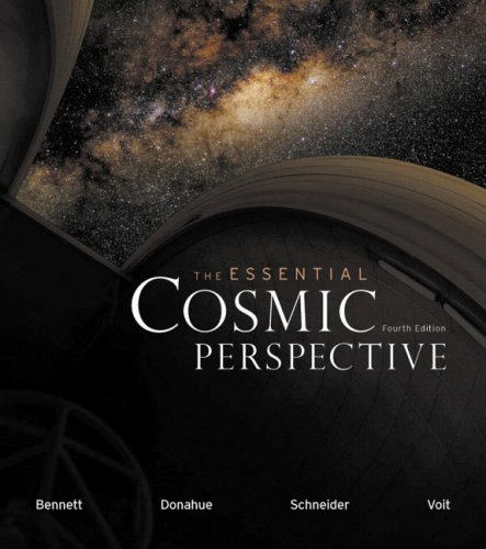 Cosmic Perspective  4th 2007 (Revised) edition cover