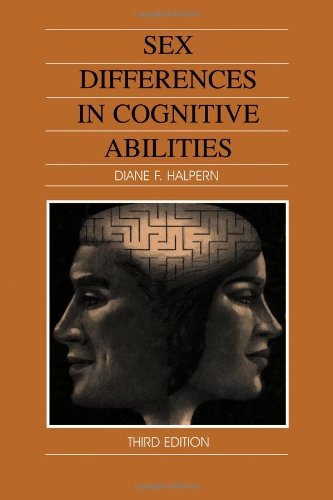 Sex Differences in Cognitive Abilities  3rd 2000 (Revised) edition cover