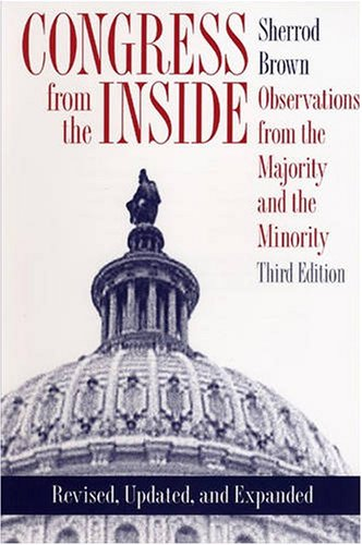 Congress from the Inside Observations from the Majority and the Minority 3rd 2004 edition cover