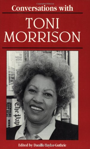Conversations with Toni Morrison   1994 9780878056927 Front Cover