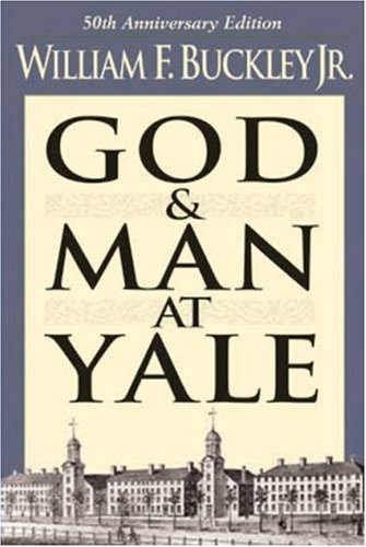 God and Man at Yale  50th (Anniversary) edition cover