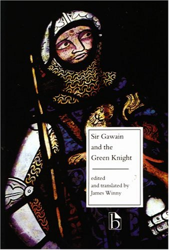 Sir Gawain and the Green Knight   2007 edition cover
