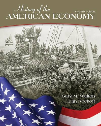 History of the American Economy  12th 2014 edition cover