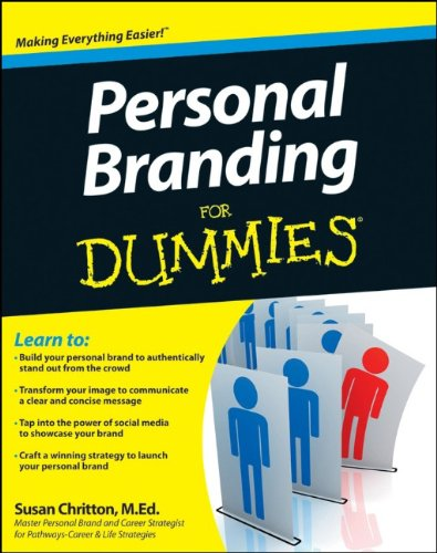 Personal Branding for Dummies   2012 edition cover