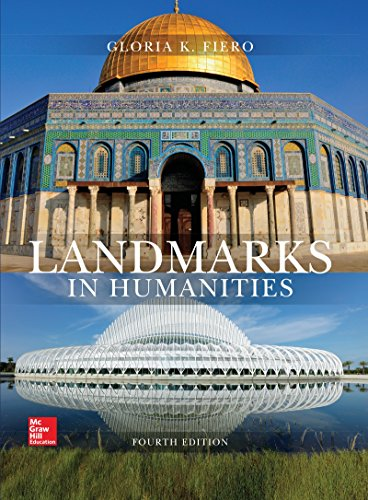 Landmarks in Humanities:   2016 9781259544927 Front Cover