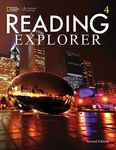 READING EXPLORER 4-TEXT                 N/A 9781285846927 Front Cover